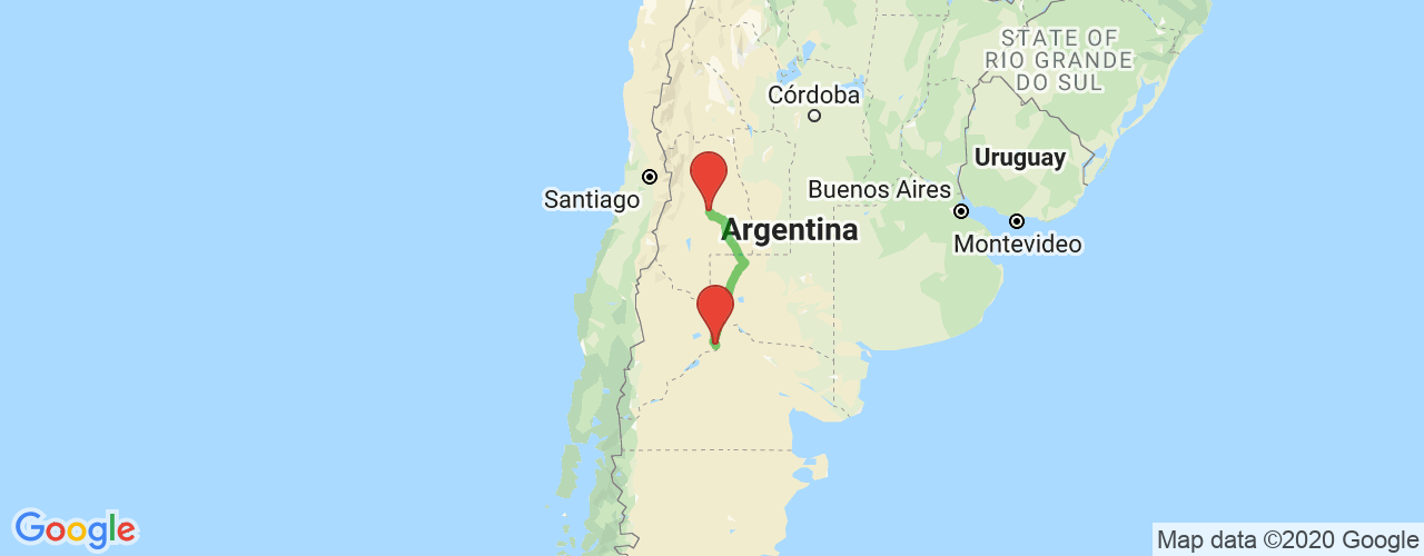 Comprar pasajes saliendo de San Rafael a Cinco Saltos. Pasajes baratos a Cinco Saltos en bus precio y horario desde San Rafael, Mendoza.