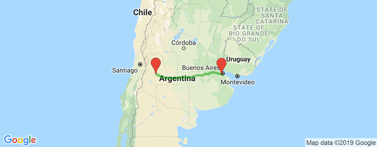 Comprar pasajes saliendo de San Rafael a Liniers. Pasajes baratos a Liniers en bus precio y horario desde San Rafael.