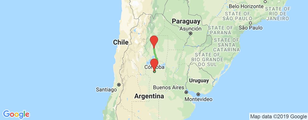 Comprar pasajes saliendo de Santiago del Estero a Córdoba. Pasajes baratos a Córdoba en bus precio y horario desde Santiago del Estero.