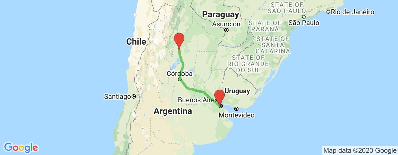 Comprar pasajes saliendo de Santiago del Estero a Liniers. Pasajes baratos a Liniers en bus precio y horario desde Santiago del Estero.