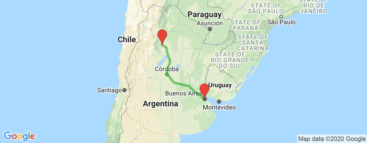 Comprar pasajes saliendo de Termas de Río Hondo a Buenos Aires. Pasajes baratos a Buenos Aires en bus precio y horario desde Termas de Río Hondo.