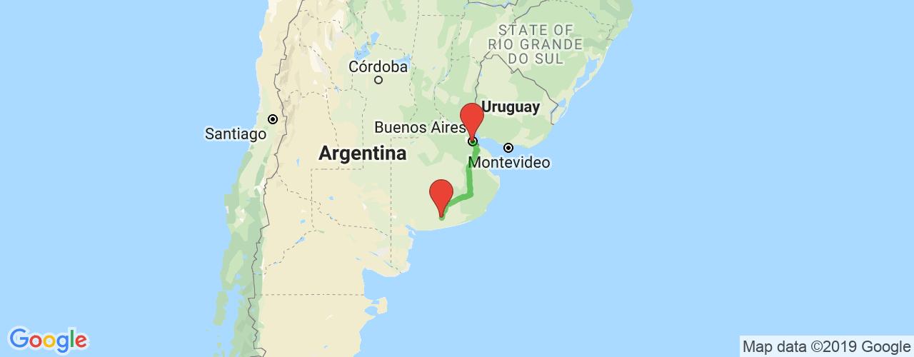 Comprar pasajes de Tres Arroyos a Buenos Aires en micro. Pasajes baratos a Buenos Aires en bus desde Tres Arroyos.