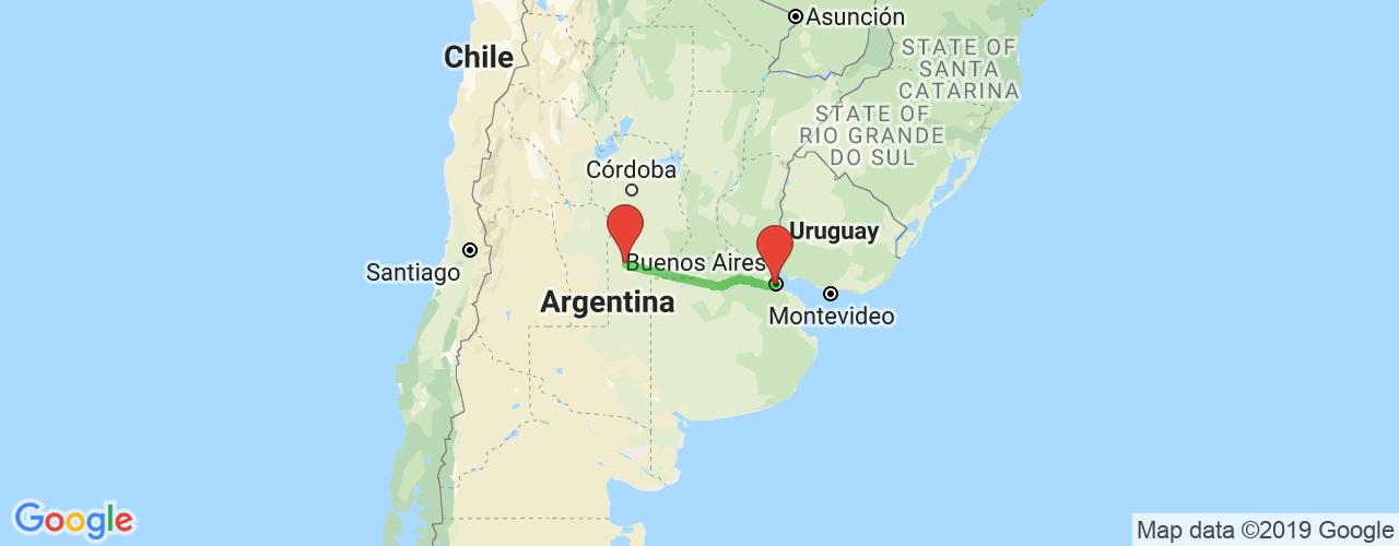 Comprar pasajes de Vicuña Makkena a Buenos Aires en micro. Pasajes baratos a Buenos Aires en bus desde Asunción, Paraguay.