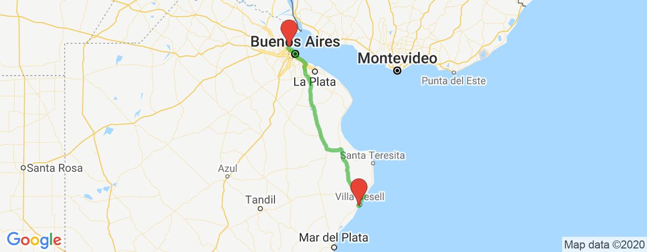 Comprar pasajes saliendo de Villa Gesell a San Isidro. Pasajes baratos a Mar del Plata en bus precio y horario desde Hipódromo de San Isidro.