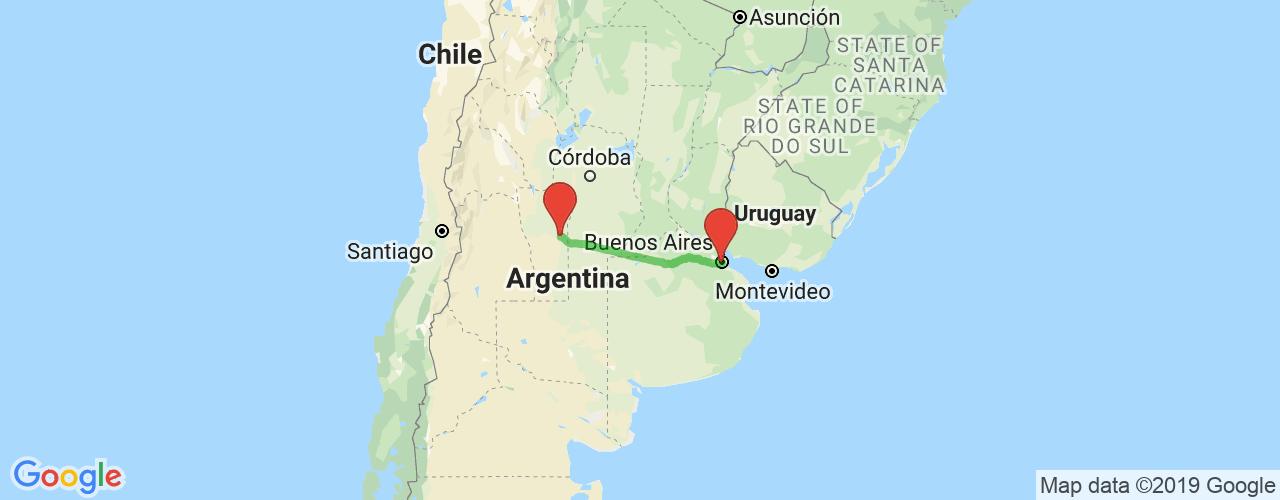 Comprar pasajes saliendo de Villa Mercedes a Buenos Aires. Pasajes baratos a Buenos Aires en bus precio y horario desde Villa Mercedes, San Luis.