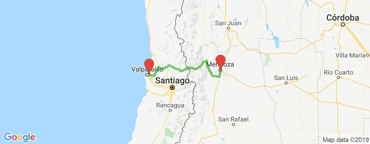 Comprar pasajes saliendo de Viña del Mar a Mendoza. Pasajes baratos a Mendoza en bus precio y horario desde Viña del Mar, Chile.