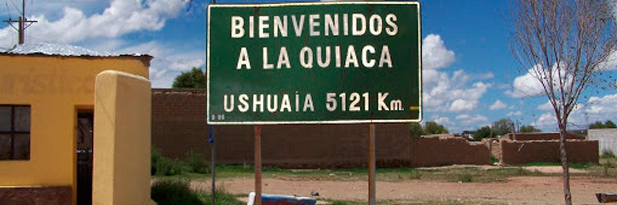 Pasajes baratos a La Quiaca, Jujuy en bus precio y horario desde Salta.