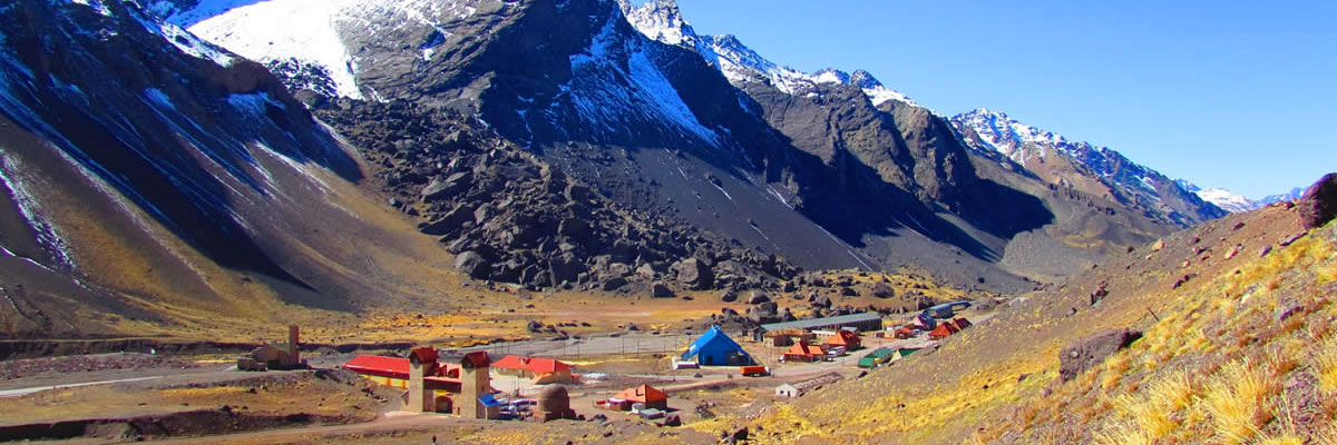 Pasajes baratos a Las Cuevas en bus precio y horario desde Uspallata.