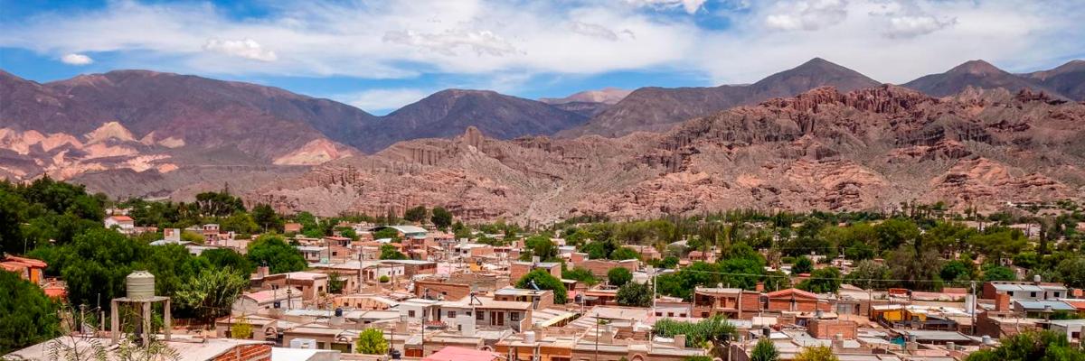 Pasajes baratos a Tilcara, Jujuy en bus precio y horario desde Salta.