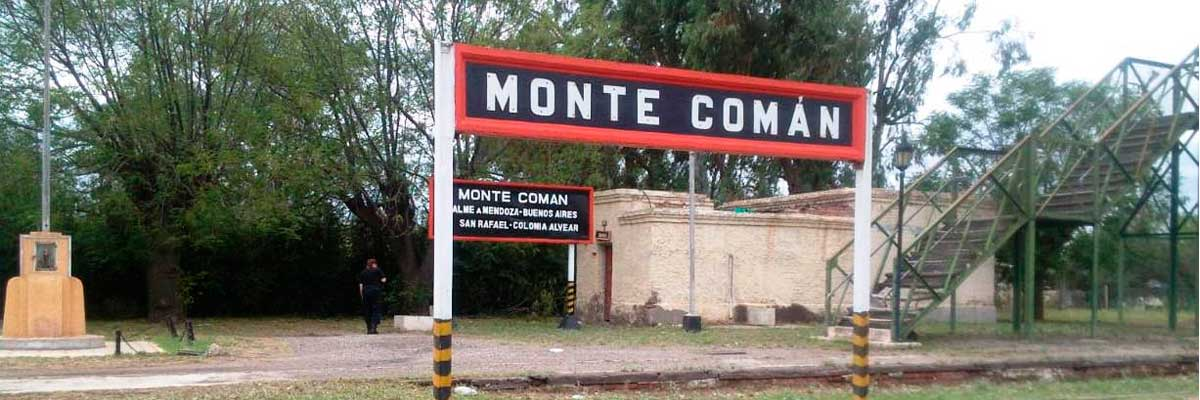 Pasajes baratos a Monte Comán en bus precio y horario desde San Rafael, Mendoza.