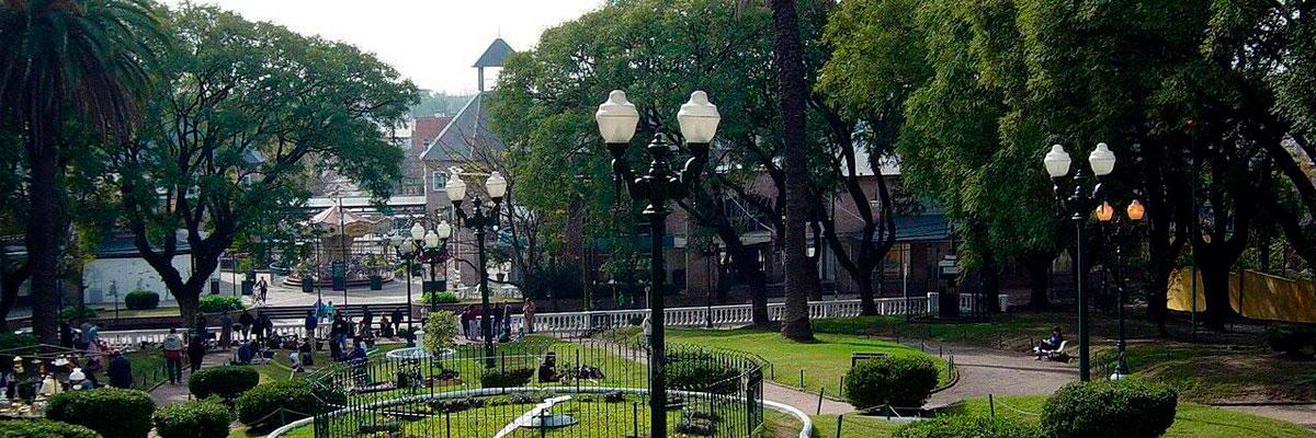 Pasajes baratos a San Isidro en bus precio y horario desde Villa Gesell.